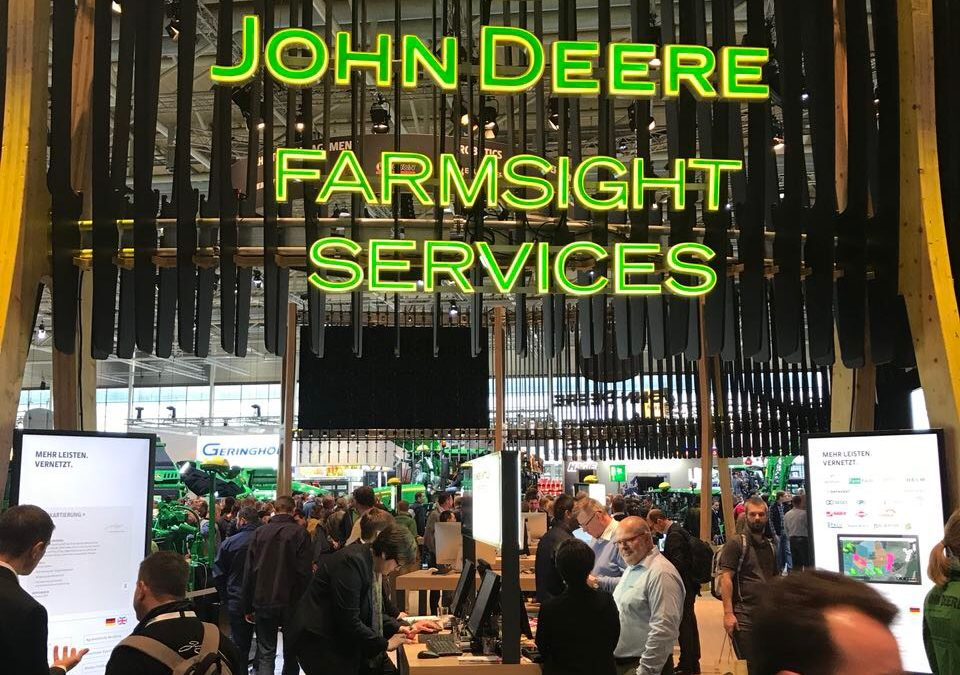 PRO DRONE SYS ATTENDED AGRITECHNICA 2017