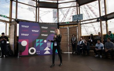 AMSTERDAM, THE NETHERLANDS – May, TNW 2019.